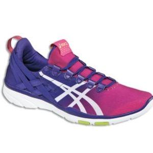ASICS 7 Gel Fit Sana Cross Training Sneakers Shoes